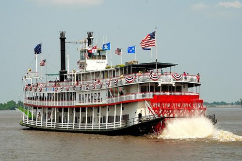orleans steamboat